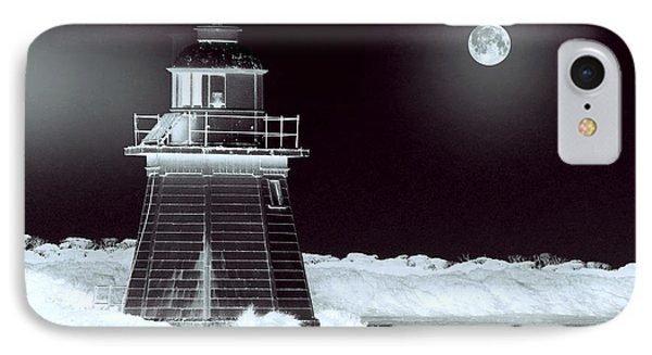 Guiding Lights Phone Case by Holly Kempe