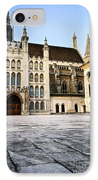 Guildhall Building And Art Gallery Phone Case by Elena Elisseeva