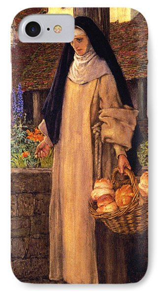Guinevere Phone Case by Eleanor Fortescue Brickdale
