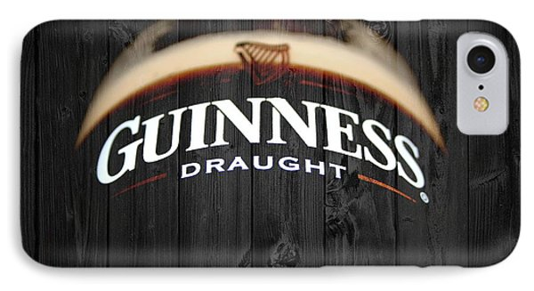 Guinness IPhone Case by Dan Sproul