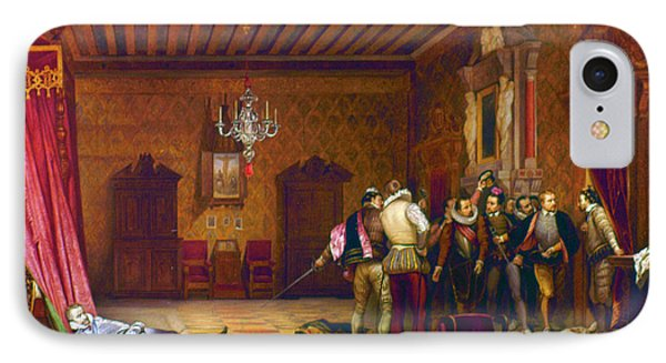 Guise Assassination, 1588 IPhone Case by Granger