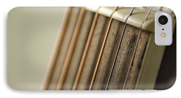Guitar IPhone Case by Daniel Precht