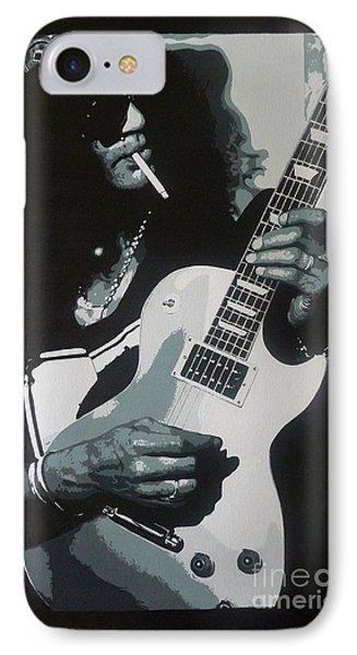Guitar Man Phone Case by ID Goodall