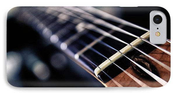 Guitar Strings Phone Case by Stelios Kleanthous