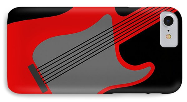 Guitarpop I IPhone Case
