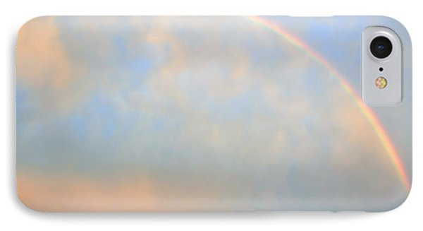 IPhone Case featuring the photograph Gulf Coast Rainbow by Charlotte Schafer