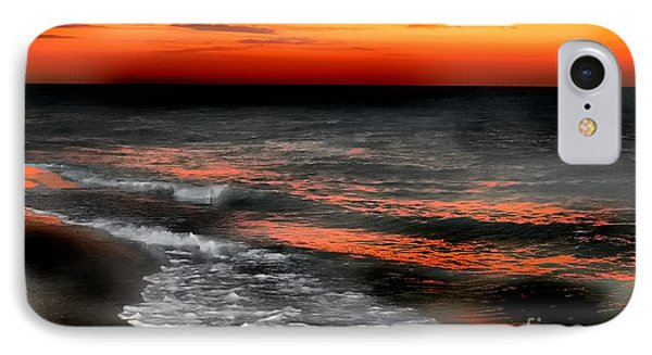 Gulf Coast Sunset IPhone Case by Clare VanderVeen