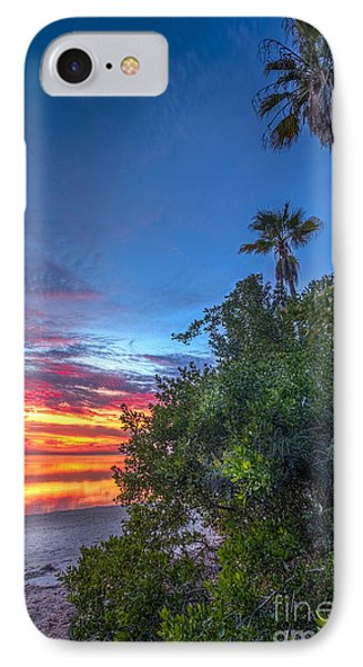 Gulf Mirror IPhone Case by Marvin Spates