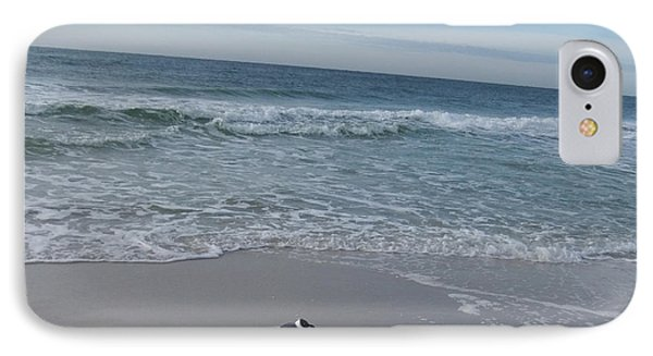 IPhone Case featuring the photograph Gulf Shore  by Deborah DeLaBarre