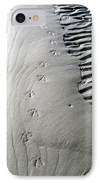 Gull Prints IPhone Case by Michele Wright