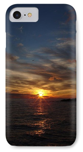 IPhone Case featuring the photograph Gull Rise by Bonfire Photography