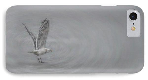 Gull Vortex IPhone Case