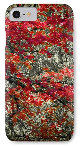 Gum Fall Phone Case by Lana Trussell