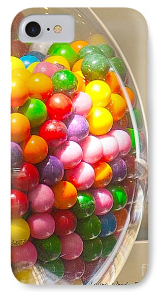 Gumball Machine Phone Case by Artist and Photographer Laura Wrede