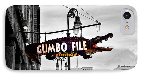 Gumbo File IPhone Case