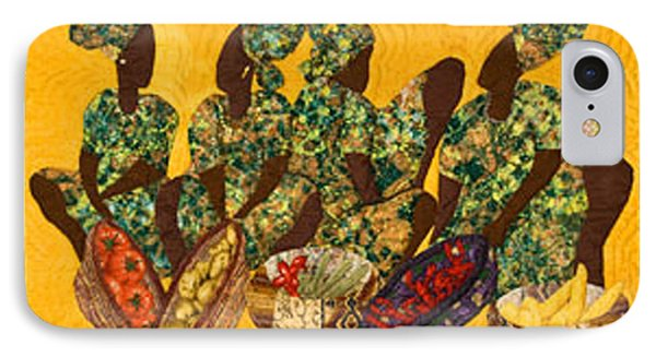 Gumbo Ladies Phone Case by Aisha Lumumba