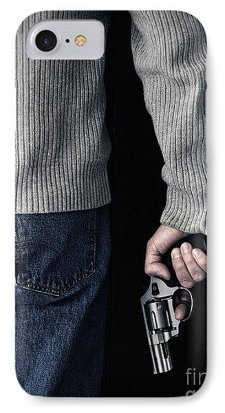 Gun IPhone Case