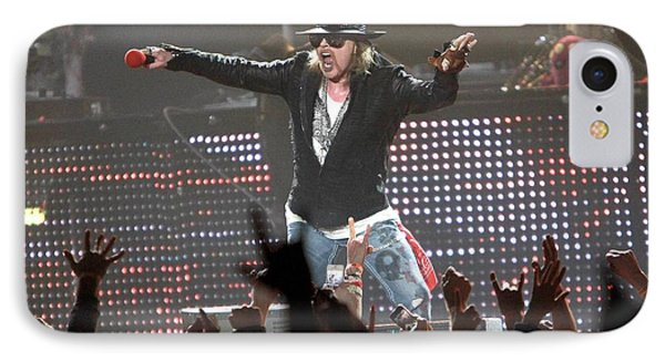 Guns N' Roses Phone Case by Concert Photos