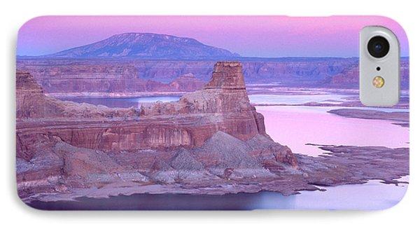 Gunsight Butte IPhone Case by Eric Foltz
