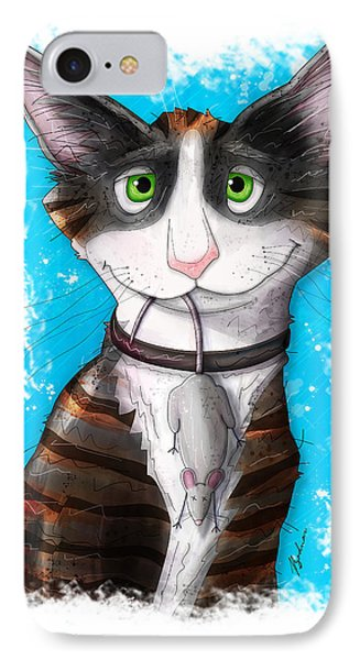 Gus Phone Case by Gary Bodnar