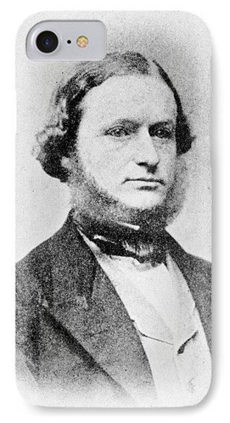 Gustav Kirchhoff IPhone Case