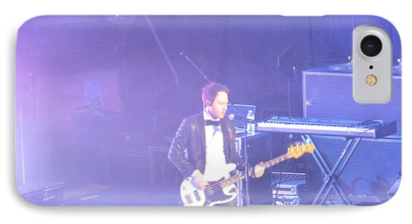 IPhone Case featuring the photograph Gutair Player For Royal Taylor by Aaron Martens