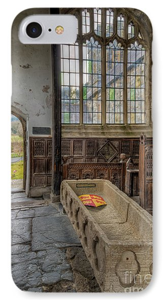 Gwydir Chapel Phone Case by Adrian Evans