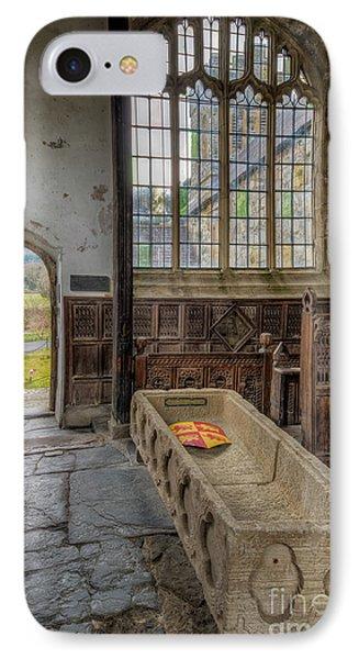 Gwydir Chapel IPhone Case by Adrian Evans
