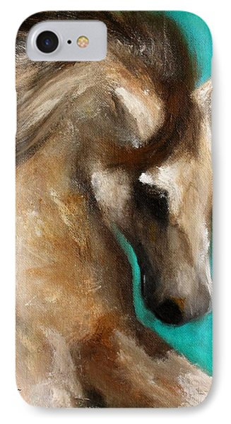 IPhone Case featuring the painting Gypsy by Barbie Batson