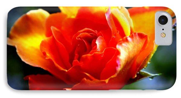 Gypsy Rose Phone Case by Karen Wiles