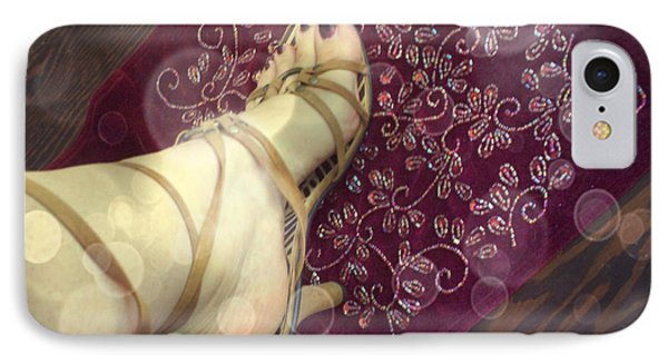 Gypsy Shoes IPhone Case by Absinthe Art By Michelle LeAnn Scott