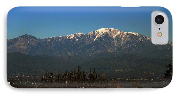 IPhone Case featuring the photograph Hacienda Heights And Industry Overlook by Clayton Bruster