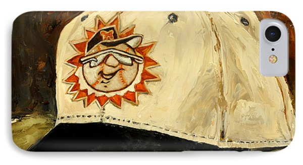 Hagerstown Suns IPhone Case by Lindsay Frost
