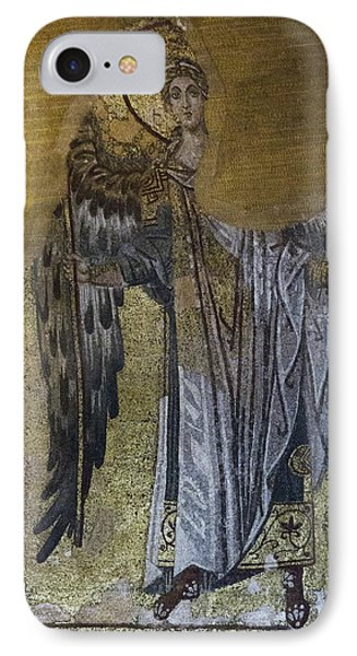 Hagia Sophia Angel IPhone Case by Stephen Stookey