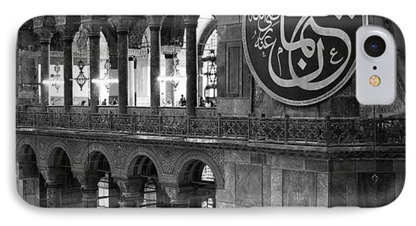 Hagia Sophia Interior 03 IPhone Case