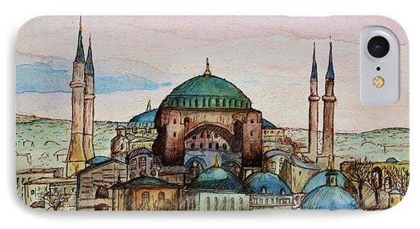 Hagia Sophia IPhone Case