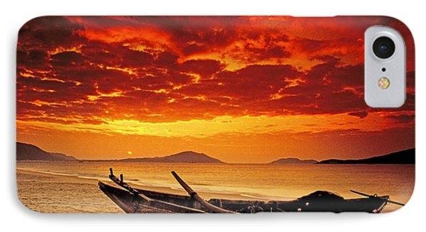 Hainan Beach 3 IPhone Case