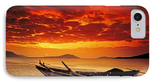 Hainan Beach 3 IPhone Case by Dennis Cox ChinaStock