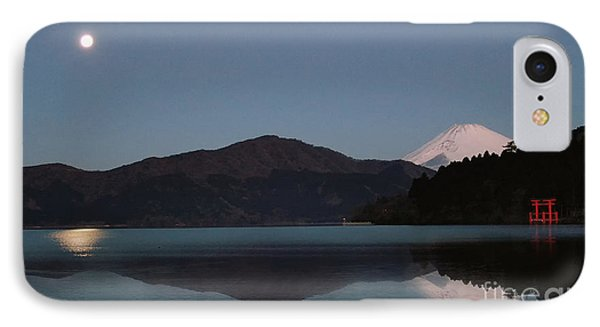 IPhone Case featuring the photograph Hakone Lake by John Swartz