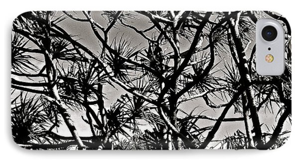 Hala Trees IPhone Case