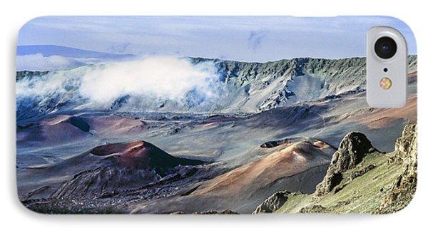 Haleakala Crater IPhone Case by Kelley King