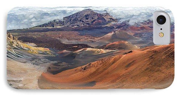 Haleakala Volcano On Maui Hawaii Phone Case by Pierre Leclerc Photography