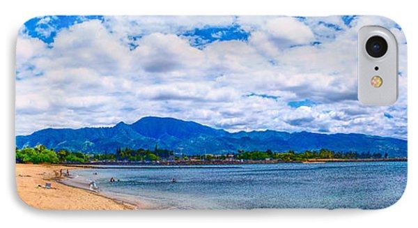Haleiwa Beach IPhone Case