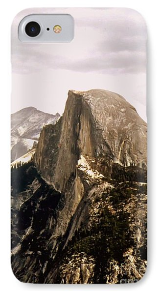 Half Dome Phone Case by Kathleen Struckle