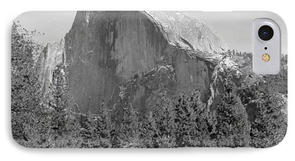 Half Dome Yosemite Phone Case by Heidi Smith