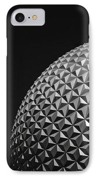 Half Globe IPhone Case
