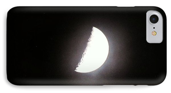 IPhone Case featuring the photograph Half Moon by Alohi Fujimoto