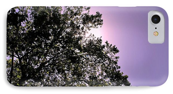 IPhone Case featuring the photograph Half Tree by Matt Harang