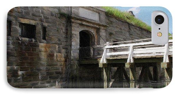 Halifax Citadel Phone Case by Jeff Kolker