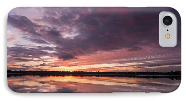 Halifax River Sunset IPhone Case by Paul Rebmann